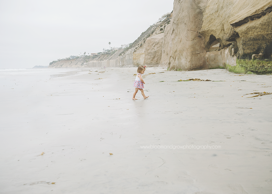 Utah Family Photographer, San Diego California Beach Session