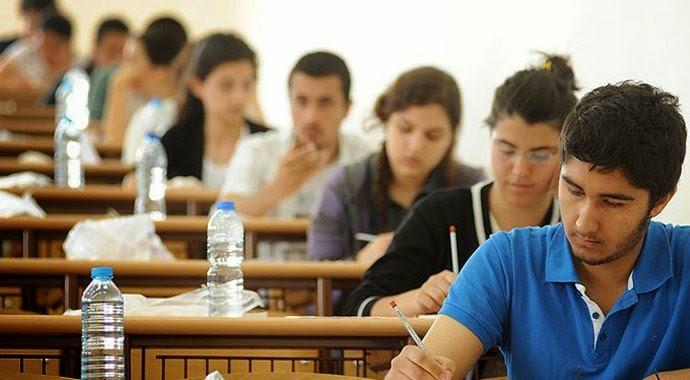 2015 Yükseköğretime Geçiş Sınavı (YGS) Başvuru Tarihi