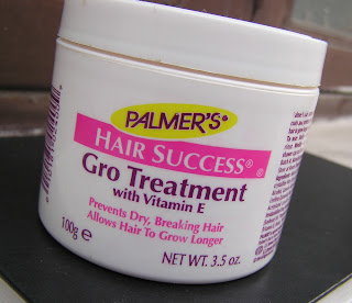 PALMER'S HAIR SUCCESS Gro Treament packaging