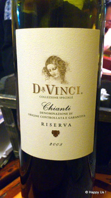 I love Chianti