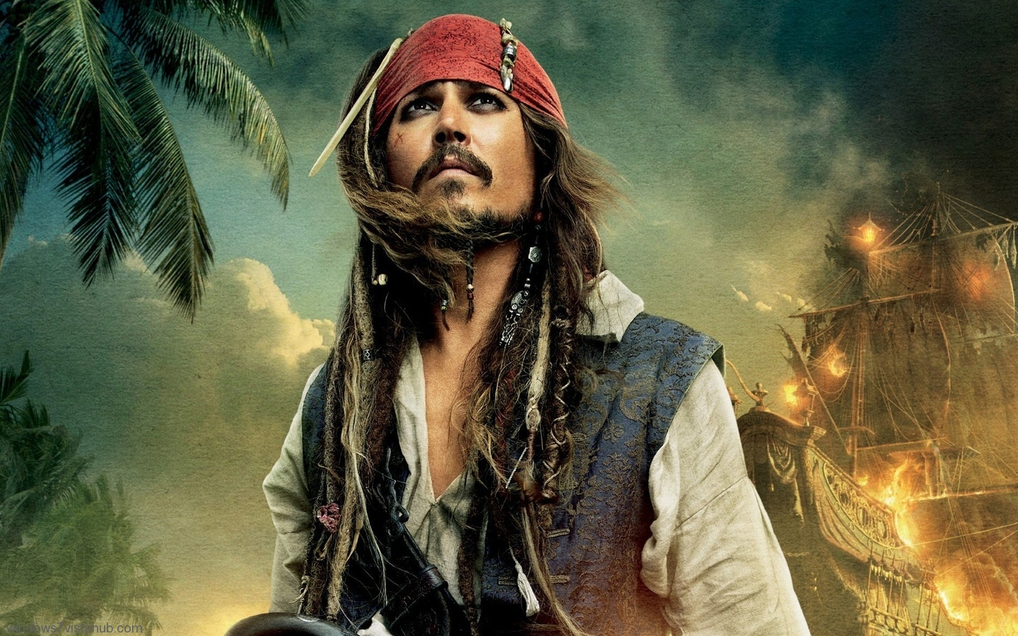 What is the name of the pirate in Pirates of the Caribbean?