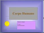 Apresentação sobre o Corpo Humano