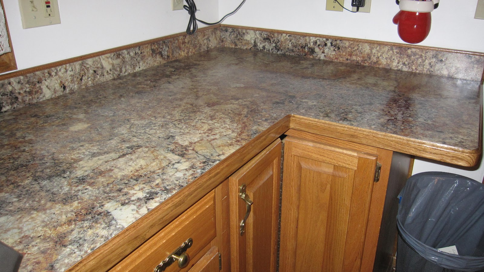 Paxton Countertops Showers