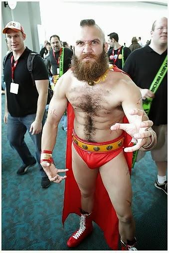 cosplay Zangieff