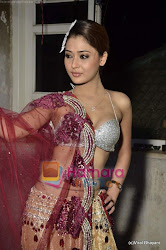 Sara Khan - Bikini Top Photo Shoot