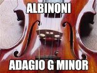 albinoni - adagio g minor