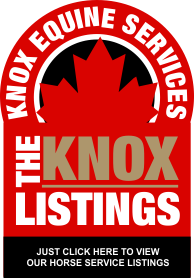 THE KNOX LISTINGS ARE HERE FOR YOU!