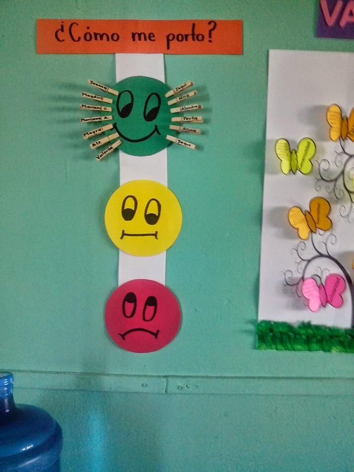 Tips de actividades para tu grupo escolar control de for Actividades divertidas para el salon de clases