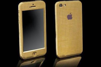 أيفون من الذهب
