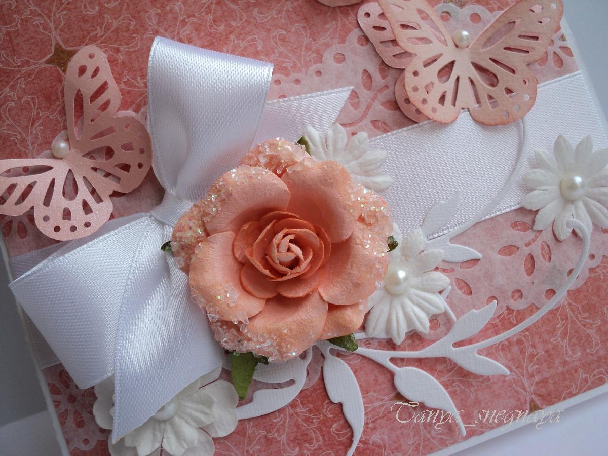 Цветы из кальки фото