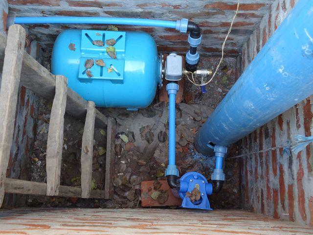 Как в частном доме сделать водопровод своими