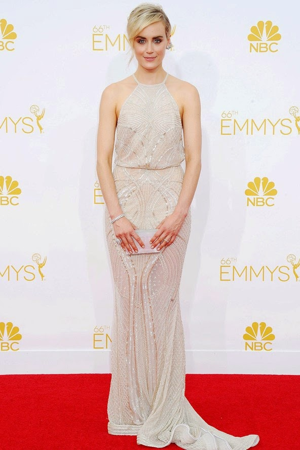 Taylor Schilling Red Carpet Style
