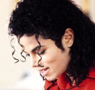 Michael Jackson Curls