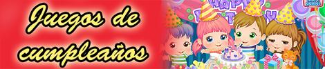 Juegos de cumpleaños