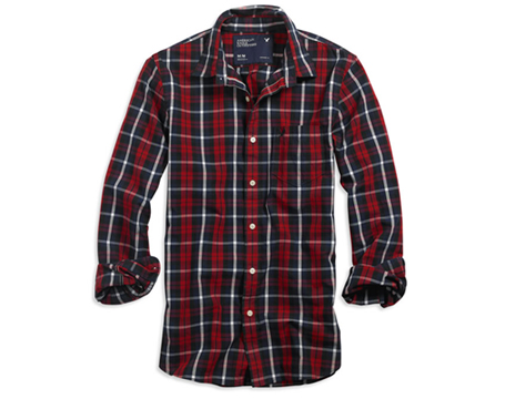 Product Features make this long-sleeve button-up shirt a go-to pick for any occasion.