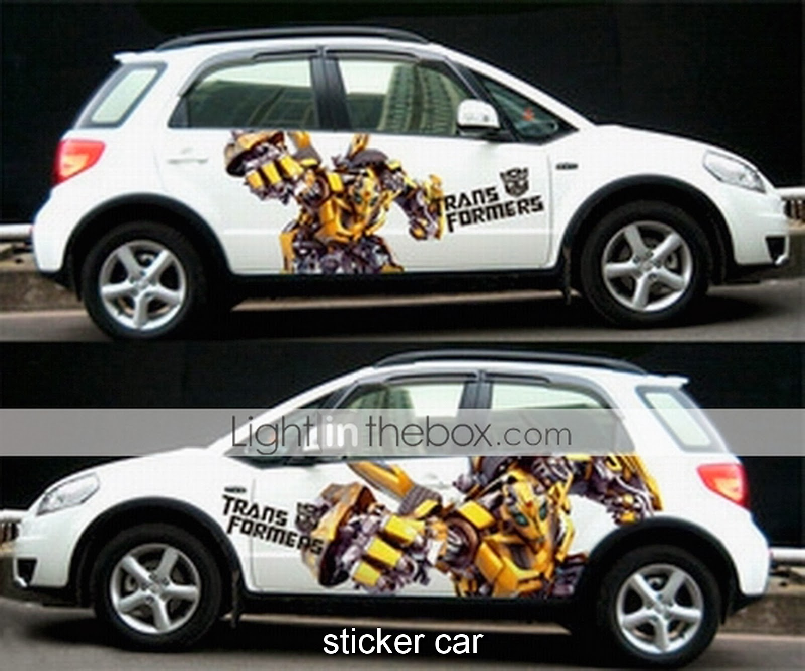 Car Stickers And You - Stickers for the car