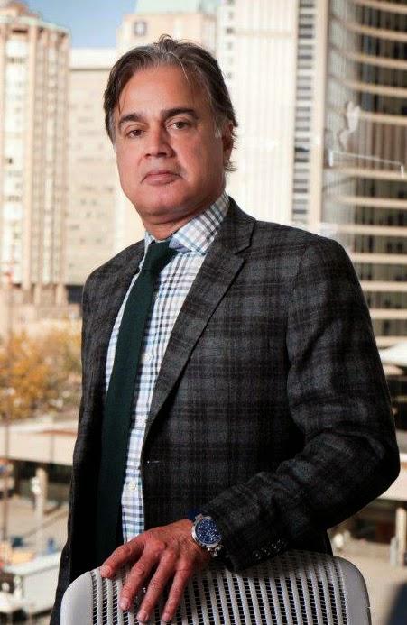 Stan Bharti, Forbes & Manhattan bank, Toronto.