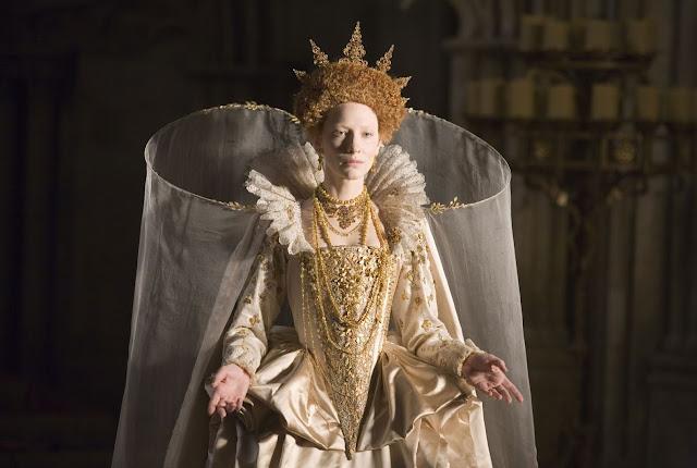 queen elizabeth,Elizabeth the Golden Age,movie review