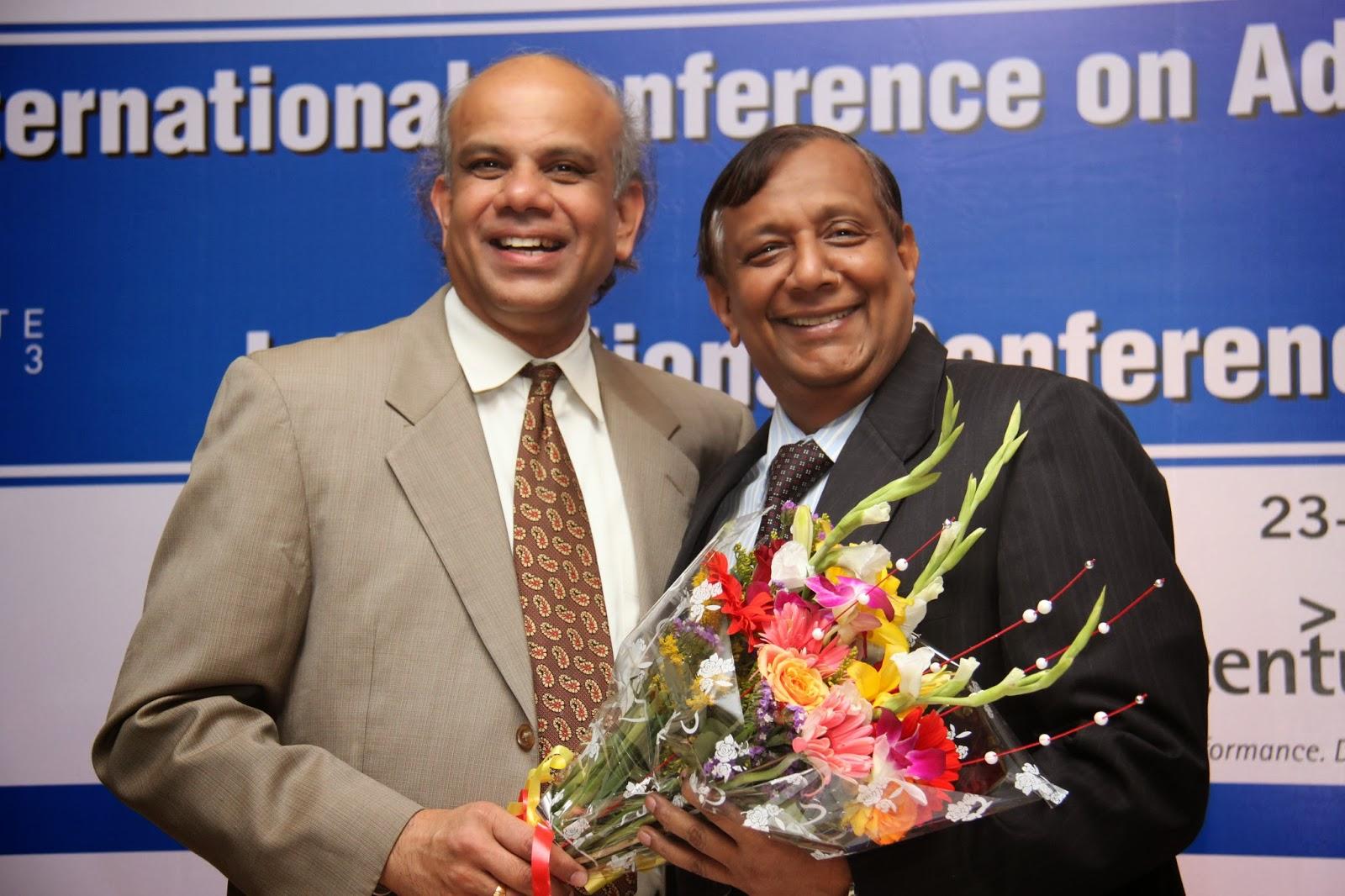 Gurumurthy Kalyanaram Professor