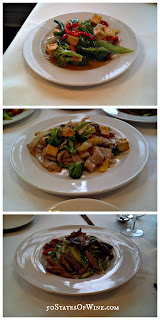 Pasteur Restaurant Chicago Entrees