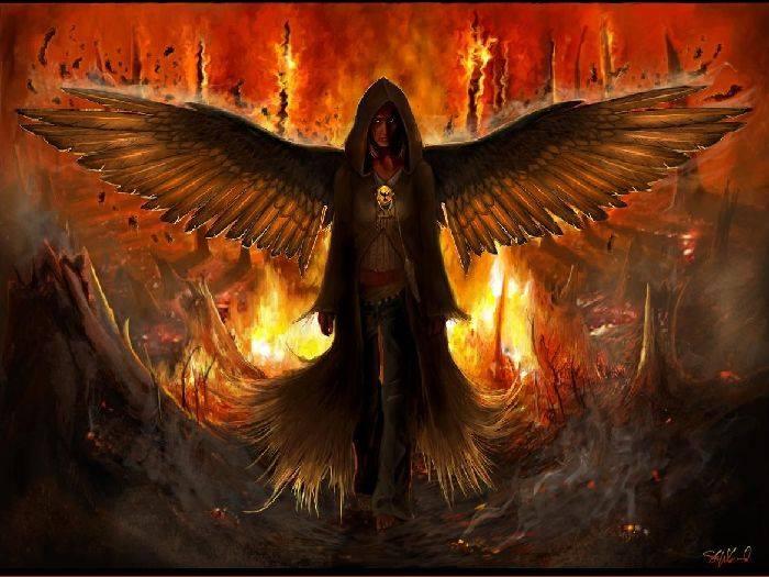 Inferno - Primeira postagem - O início do conto