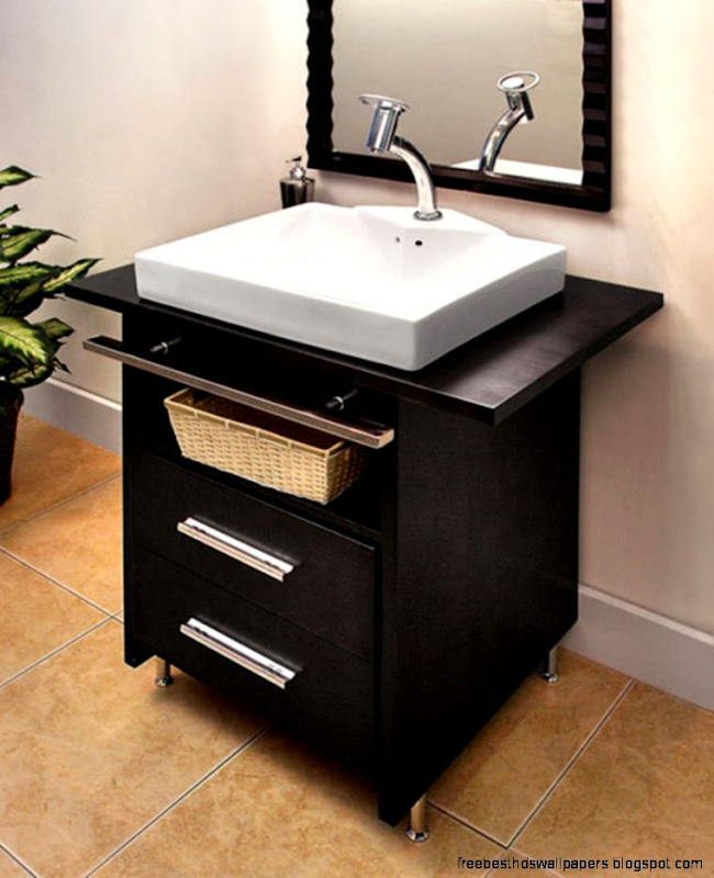 Vanities for small bathrooms free best hd wallpapers for Small bathroom vanity with sink