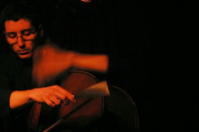 Clayton Thomas, double bass