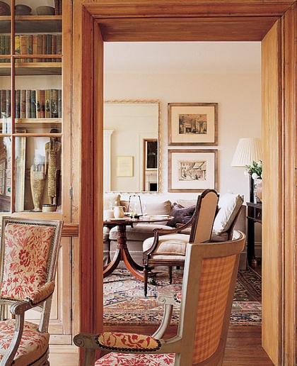 New Home Interior Design: New Home Interior Design: Mariette Himes Gomez