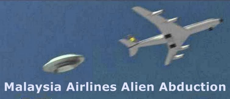 Did Aliens Abduct Malaysia Airlines Flight MH370?: The Conspiracy Theories