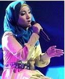 Model Jilbab Fatin Terbaru trend