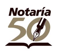 ↑ NOTARÍA PÚBLICA 50  →EN URUAPAN