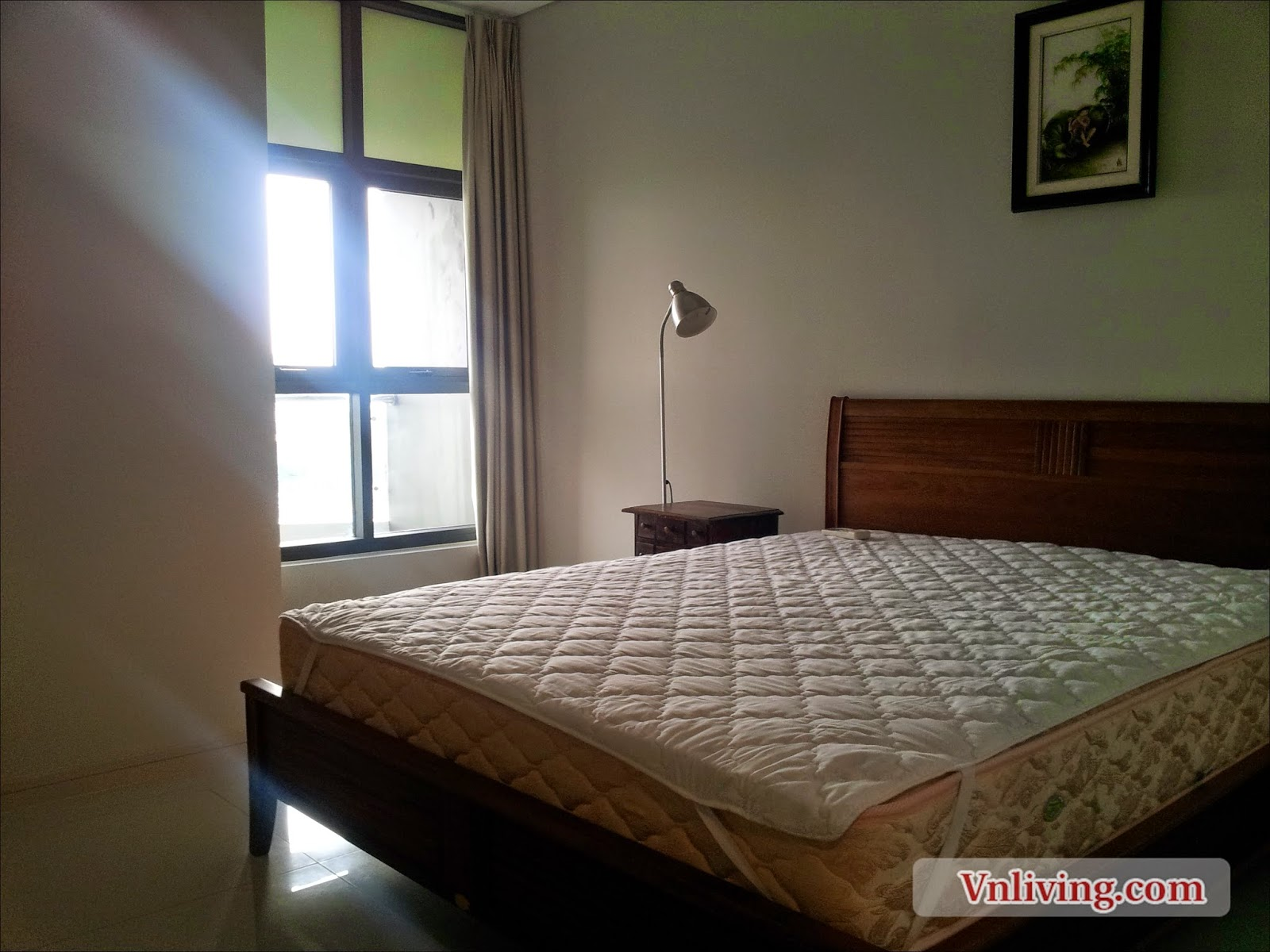 City Garden apartment for rent 2 bedrooms beautiful furniture