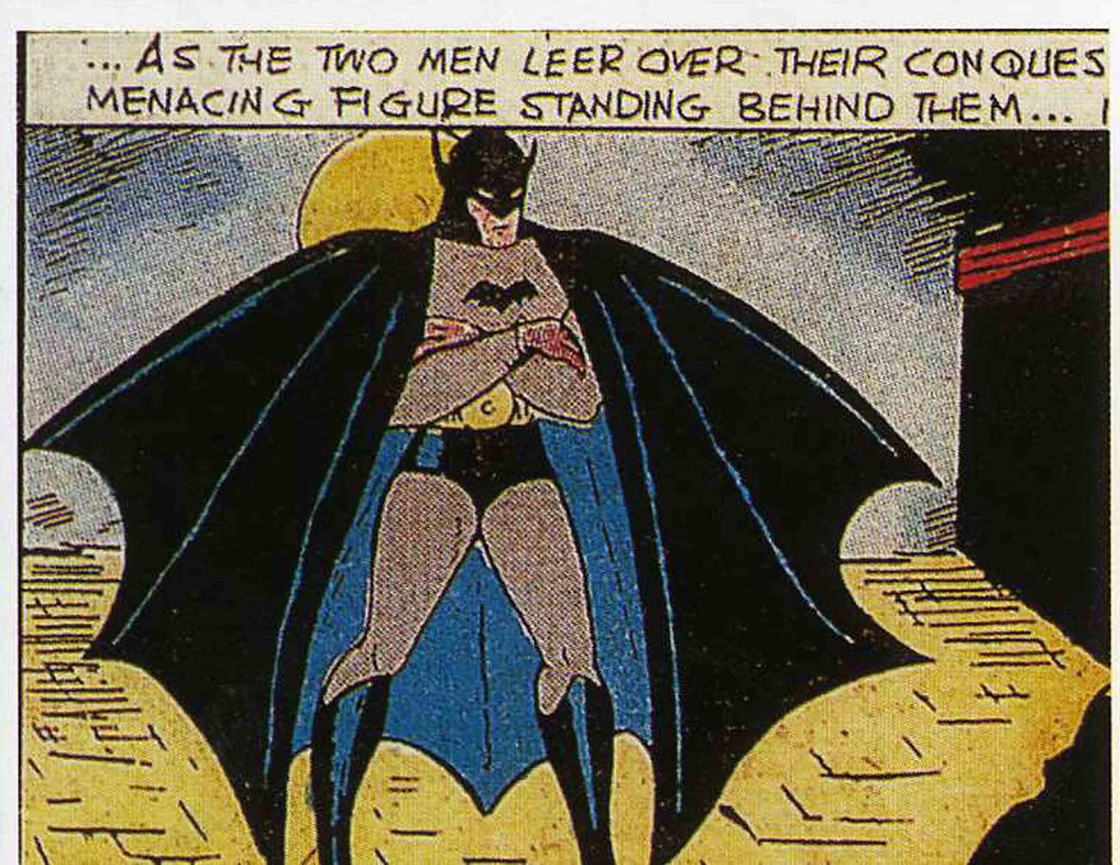 Golden Age DC comics?