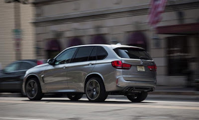 2015 BMW X5 M Release Date