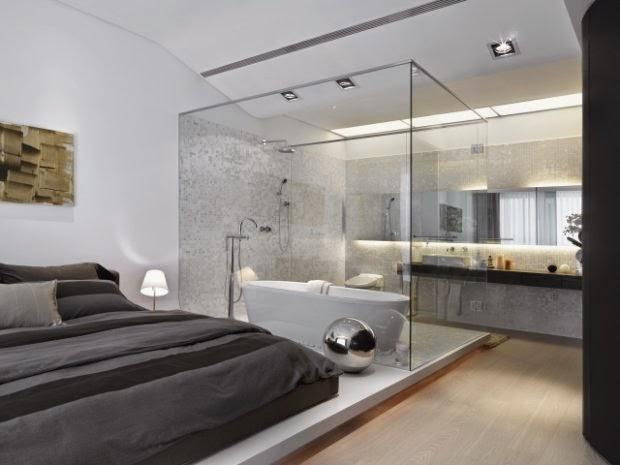 Diseno De Habitacion Matrimonial Con Baño:Diseños de dormitorios con baño – Dormitorios colores y estilos