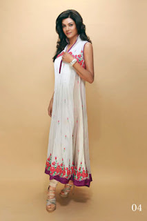 Pakistan Women White Dresses