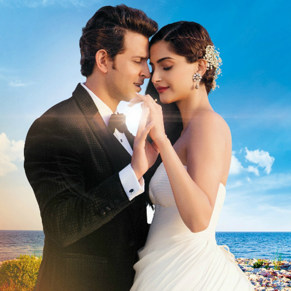 Every Couples Hd Wallpapers Download Sonam Kapoor Hrithik Roshan Couple Wallpaper Download