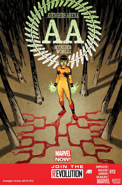 Avengers Arena #12 (Marvel Now)