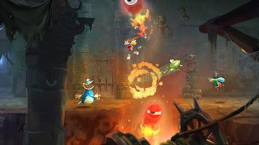 #21 Rayman Wallpaper