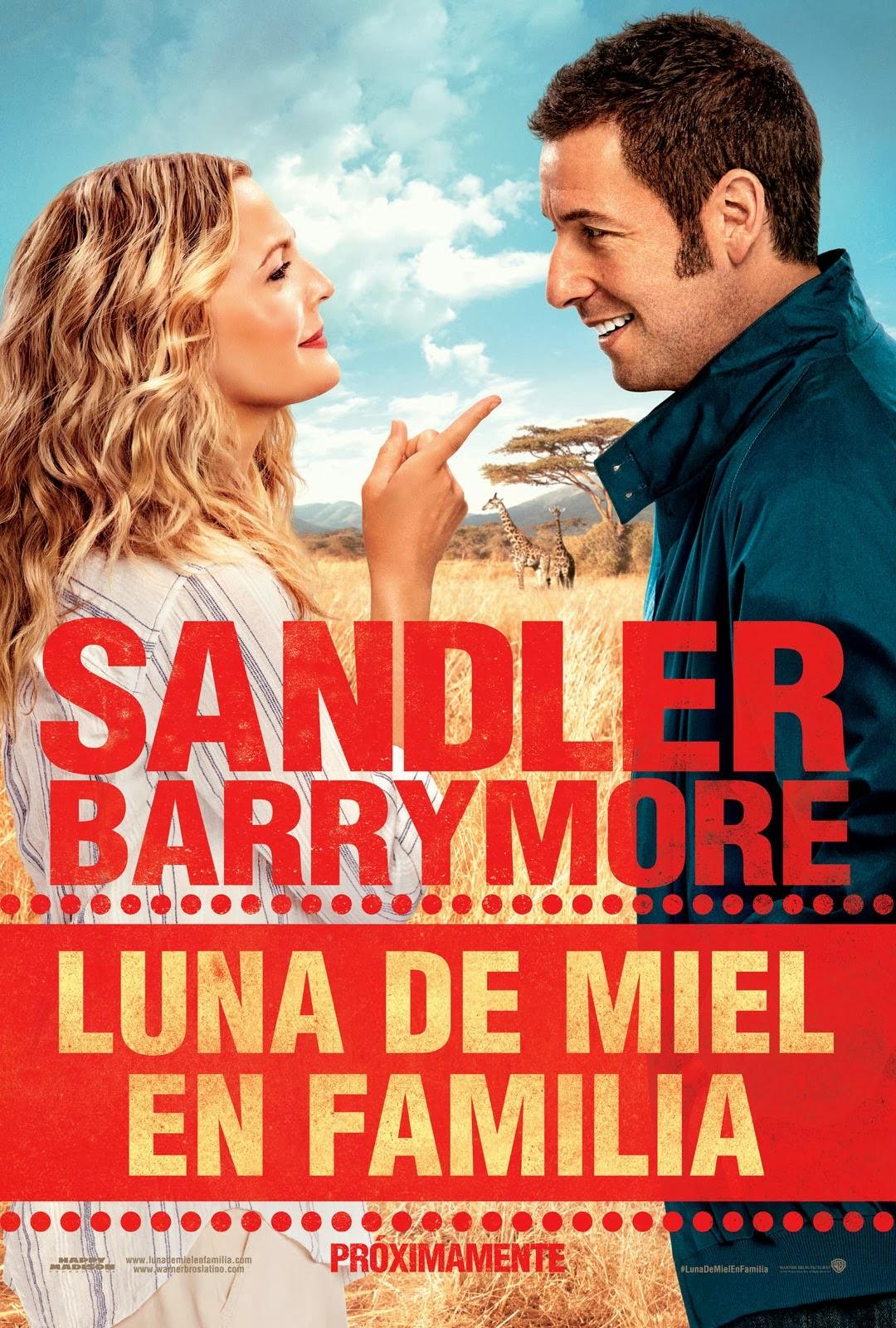 Luna De Miel En Familia (2014) [Dvdrip] [Latino]