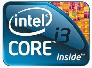 Intel Core i3  com tecnologia Intel Hyper-Threading