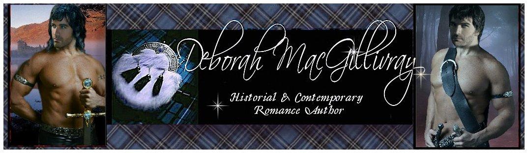 Deborah Macgillivray nattering