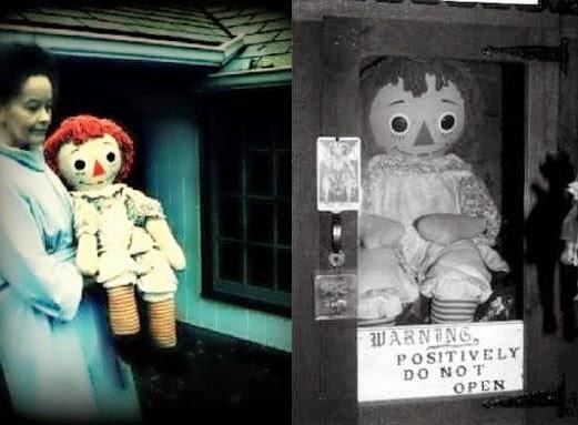 Gambar anak patung Annabelle, gambar sebenar Annabelle The Conjuring, annabelle doll, boneka Annabelle, cerita asal anak patung Annabelle, kisah sebenar Anak patung Annabelle, kisah benar anak patung Annabelle dalam filem The Conjuring, sejarah anak patung Annabelle, true story annabelle doll, gambar asal Annabelle