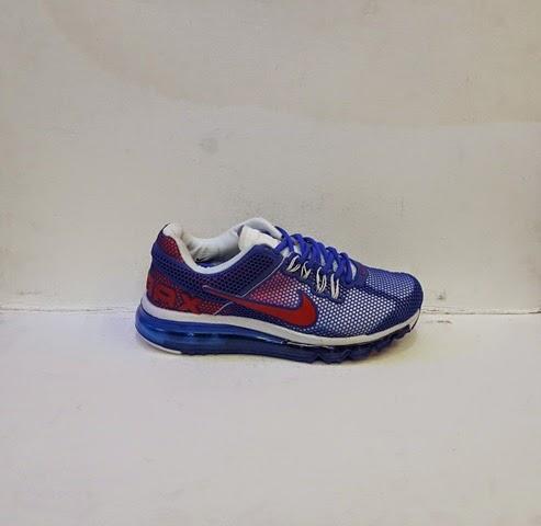 jual Nike Air Max Dragon, sepatu nike air max biru