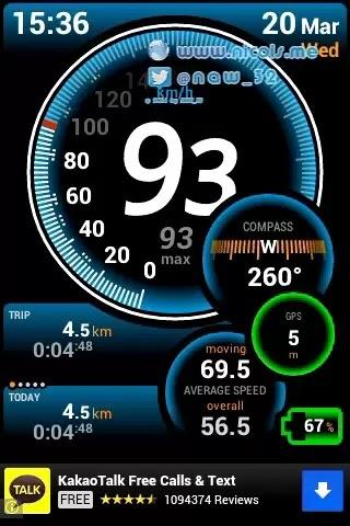 top speed yang supra x yang berhasil saya raih 93km/h