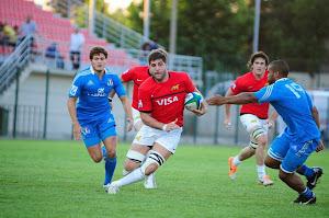 Gran victoria de los Jaguares en Tbilisi