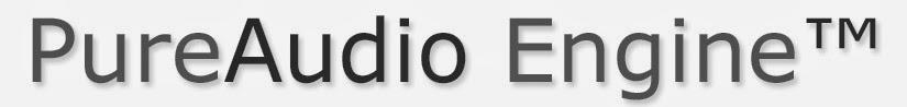 Tweak Pureaudio™ Engine Android