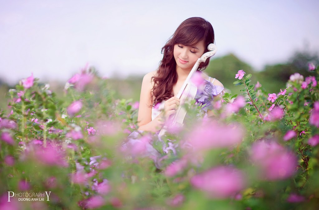 Những ảnh đẹp girl xinh Việt Nam trong sáng - Ảnh 01