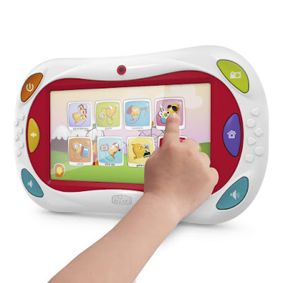 JUGUETES - CHICCO - Happy Tab | Tablet  Edad: + 18 meses | Comprar en Amazon