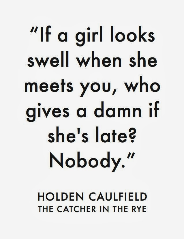 holden caufields insights about life in the book the catcher in the rye The book catcher in the rye tells of holden caulfield's insight about life and the world around him holden shares many of his opinions about people and leads the reader on a 5 day visit.